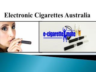 Electronic Cigarettes Australia - E-CigaretteMate