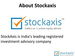 Stock Market Advice | Best Investment Advisory Company in In