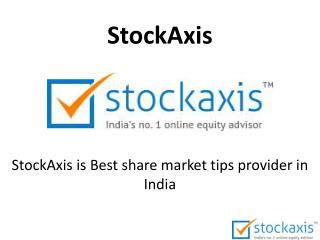 Share Market Tips | Best Stock Market Tips  for Free | Stock