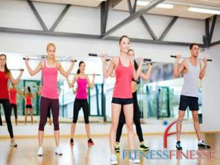 Fitness Training Center In Kalkaji