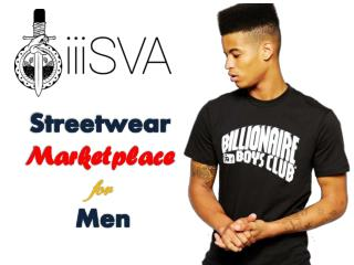 Top Branded Streetwear clothing - Mens Clothing By Trisva.co