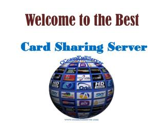 Cline CCcam Server - Best Card Sharing Server