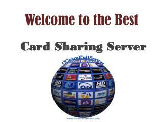 Premium CCcam Server - Best Cardsharing Server at CCcamFull