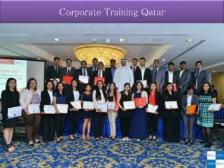 Corporate Training Qatar