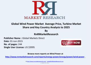 Wind Power Industry and challenges affecting the market 2015