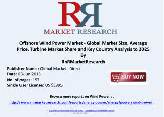 Offshore Wind Power Market : Key Country Analysis to 2025