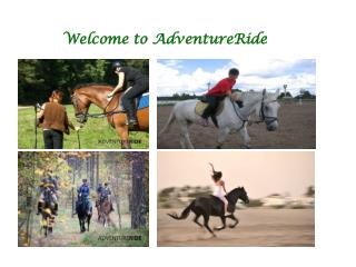 Top Equestrian Horseback Riding Routes
