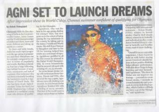 Agnishwar Jayaprakash set to launch Dreams