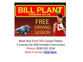Driving Lessons south shields