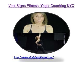 Personal Fitness Trainer NYC