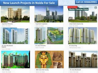 New Launch Projects in Noida For Sale