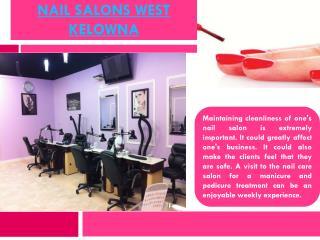 Nail Salons West Kelowna