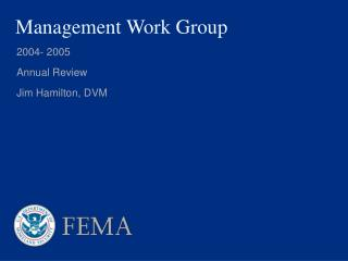 Management Work Group