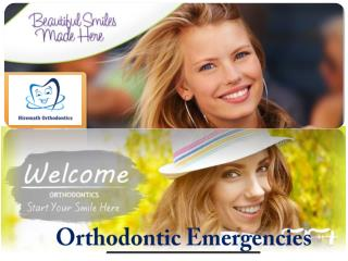 Orthodontic Emergencies - Steps for Orthodontic Emergencies