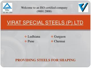 DB6 Steel Stockiest & Supplier