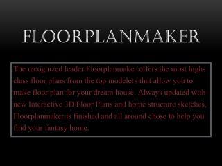 Online Floor Plan Software