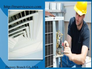 24 Hour Air Conditioning Service and HVAC Repair Flowery Bea