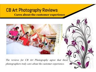 CB Art Photography Reviews