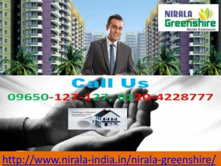 Nirala Greenshire Homes Living