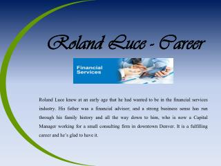 Roland Luce