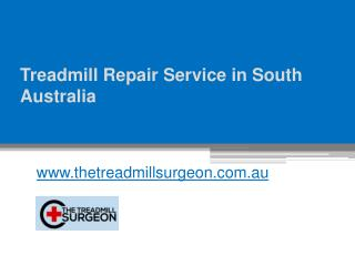 Best Treadmill Repair Parts - www.thetreadmillsurgeon.com.au