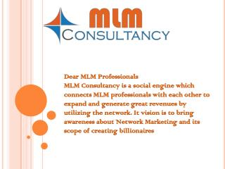 Best MLM Binary software in india