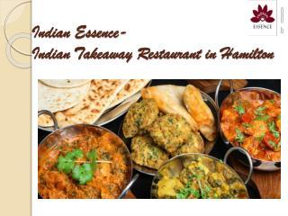 Indian Essence - Best Indian Restaurantr in Hamilton