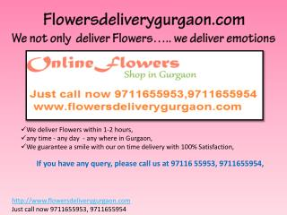 Flowers Delivery Gurgaon
