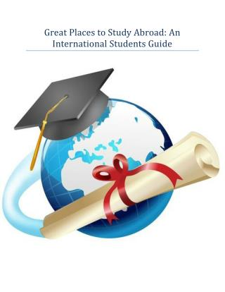 best study abroad programs