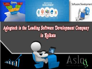 Aslogtech is the Leading Software Development Company in Kol