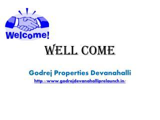Godrej Properties Devanahalli