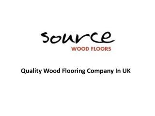 Elka Wood Flooring, Oak Skirting Board, Wood Flooring Underl