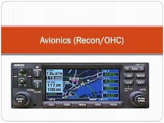 Avionics (ReconOHC)