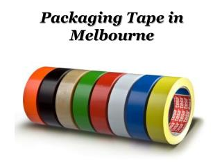 Packaging Tape Melbourne