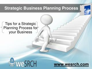 Tips for a Strategic Planning Process for your Business