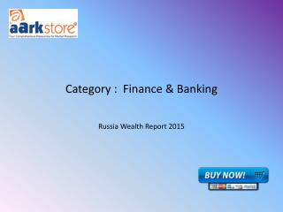 Russia Wealth Report