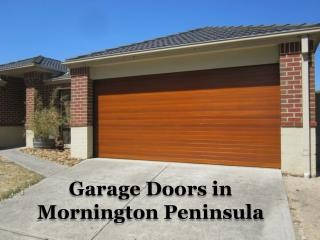 Garage Doors Mornington Peninsula