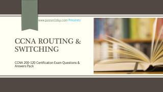CCNA 200-120 Certification Exam Questions