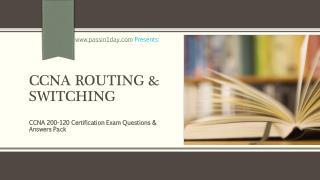 CCNA 200-120 Certification Exam Questions