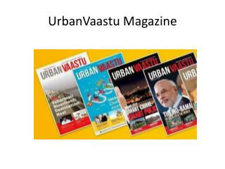 Urban Development Magazine