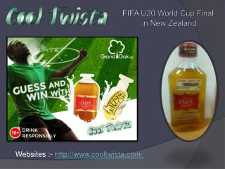 Win Exciting Prizes in FIFA U20 World Cup Final