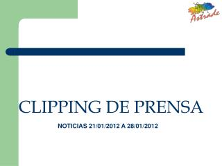 CLIPPING DE PRENSA
