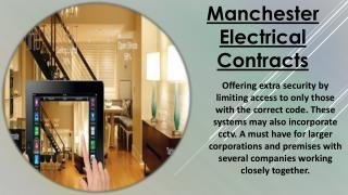 Fire Alarm System Manchester