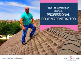 Expert Roofing in San Antonio