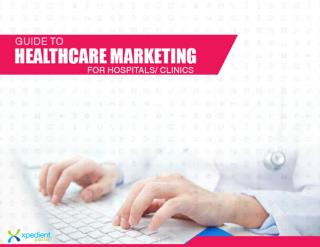 Guide to healthcare marketing