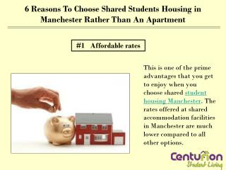 6 reasons to choose shared students housing in Manchester ra