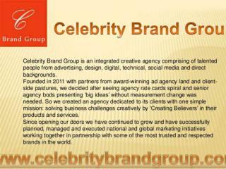 Celebrity Brand Group Atlanta
