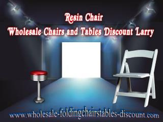 Resin Chair - Wholesale Chairs and Tables Discount Larry