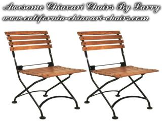 Awesome Chiavari Chairs By Larry Hoffman