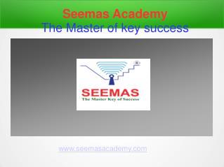 Seemas Academy   The Master Key of Success